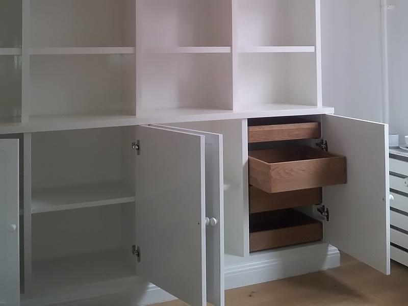 Boekenkast met lades: boekenkasten boekenkast starko met lade
