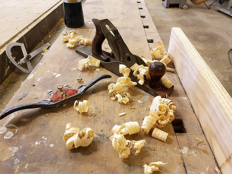 Intia ambachtelijke houtbewerking