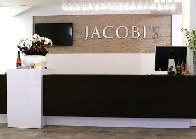 Compleet winkel interieur; Jacobi's