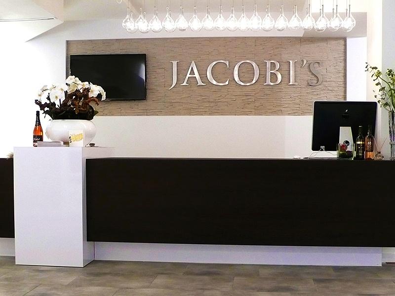 Compleet winkel interieur; Jacobi\'s - Intia