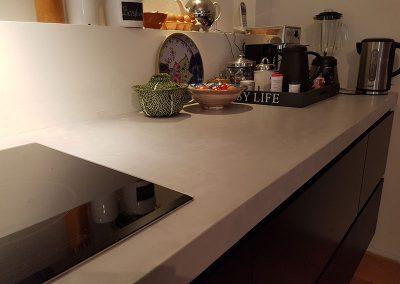Intia keukenblad beton
