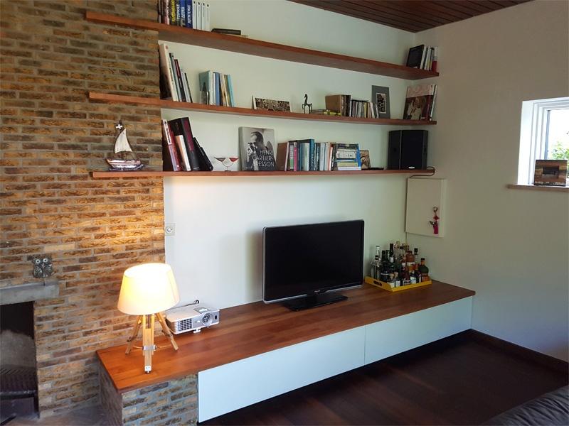 Intia -Interieurbouw en meubelmakerij - Maatwerk met karakter